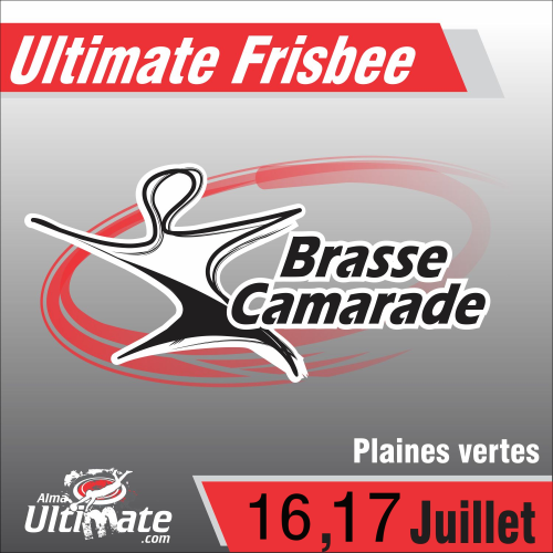 ALMA ULTIMATE TOURNNOIS BRASSE CAMARADE 2016